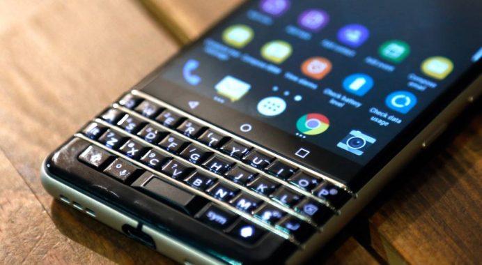 BlackBerry vuelve a la batalla de los smartphone