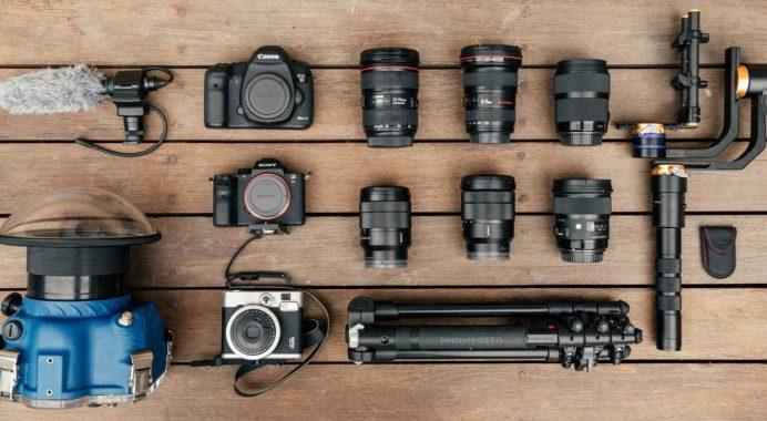 Los mejores lentes para cámara del 2018