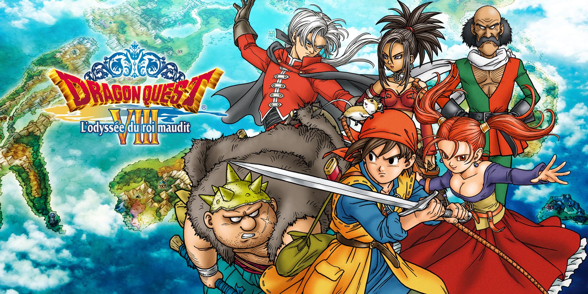 Desarrollan nueva versión de Dragon Quest Builders