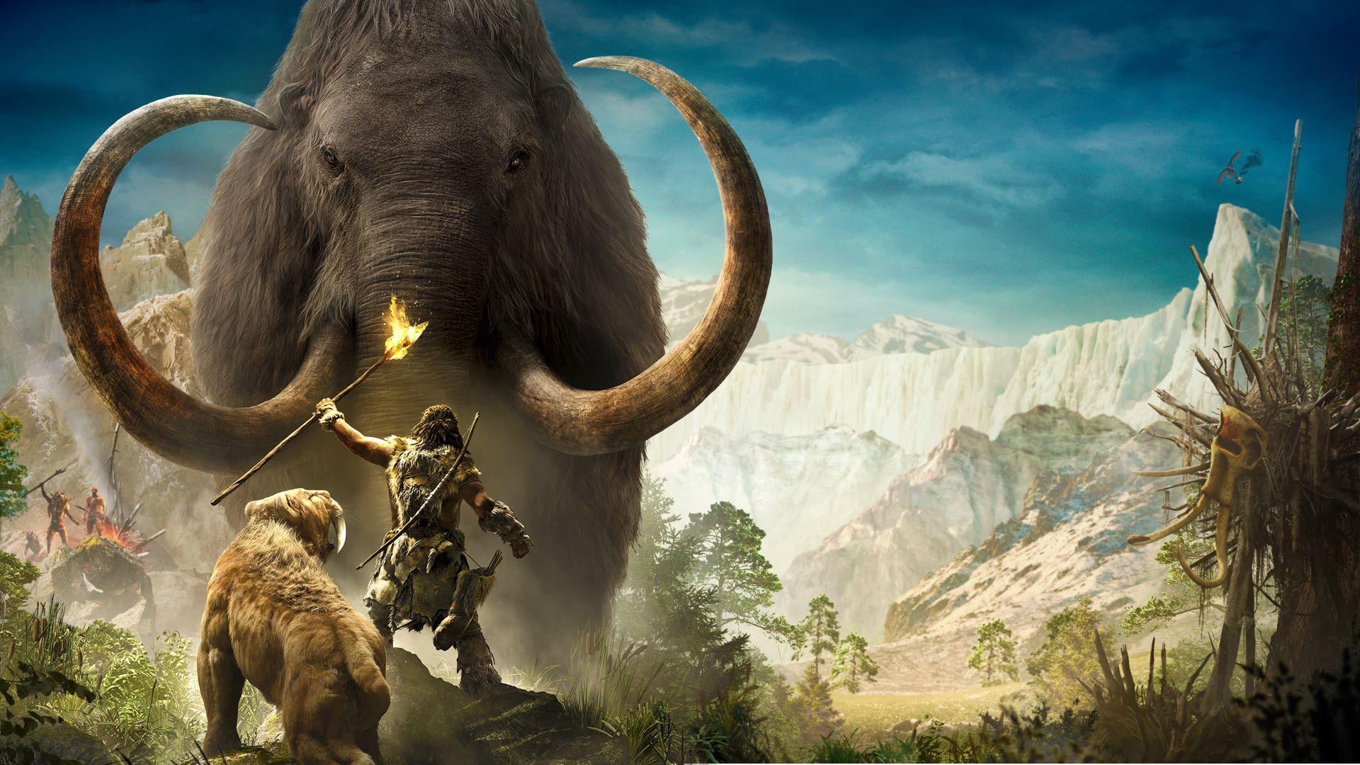 Far Cry Primal, es el juego más vendido en 2019