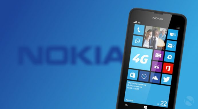 Nokia, lanza actualización del  Windows Phone 8.1