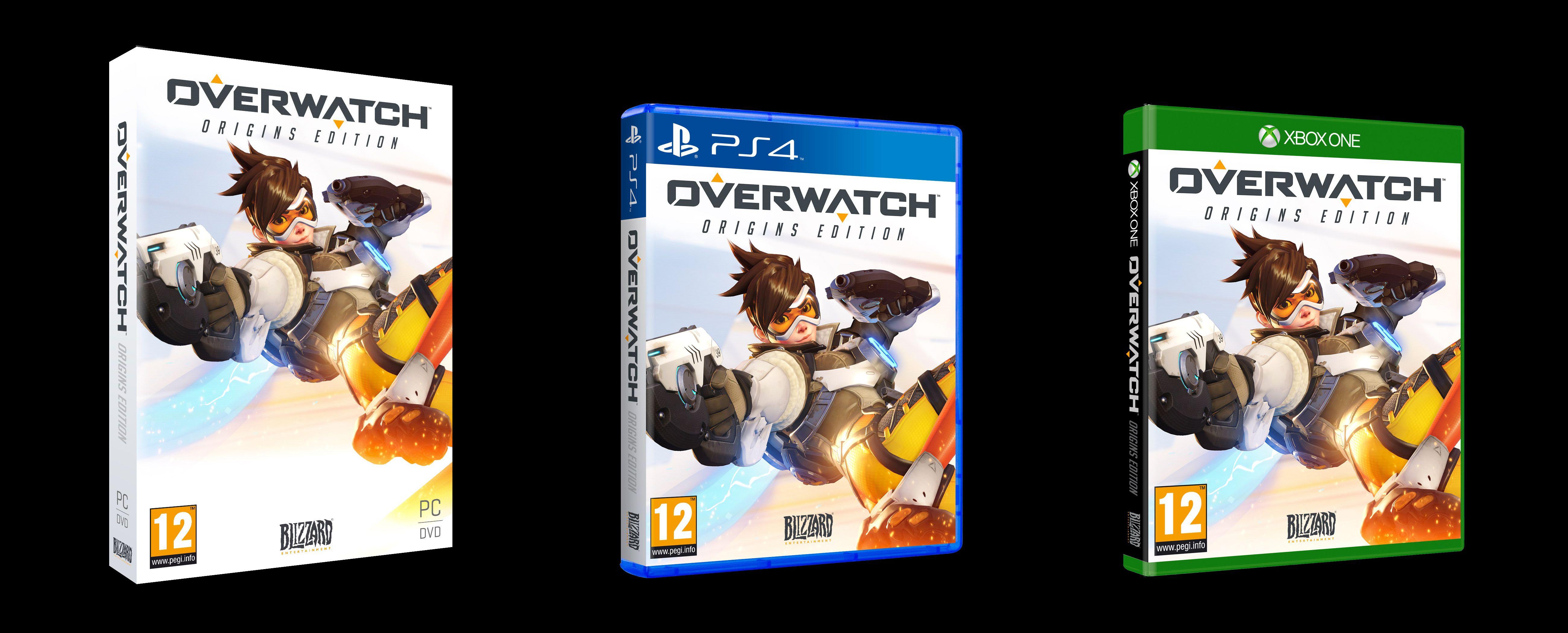 Próximo lanzamiento de Overwatch en 2020