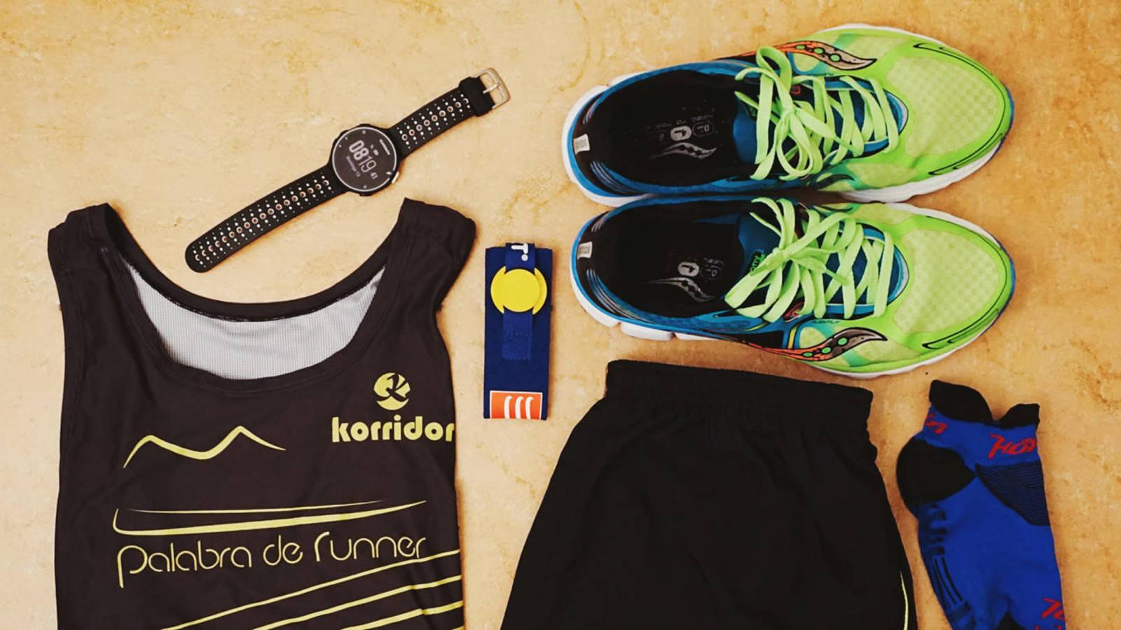 Qué ropa utilizar cuando quieres salir a correr