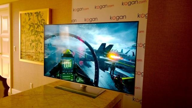 La nueva Kogan de 65″ está llena de poder