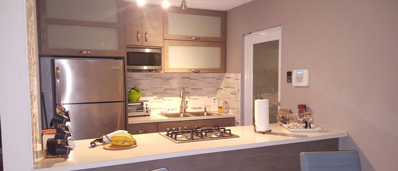 Instrucciones para hacer un gabinete de cocina