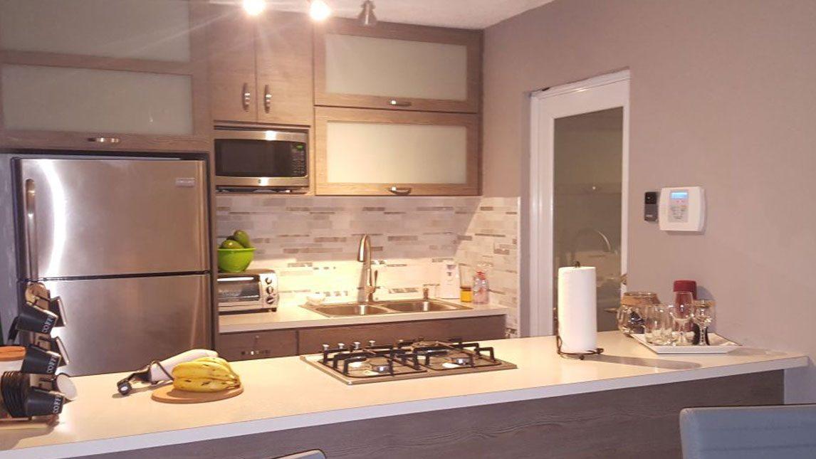 Instrucciones para hacer gabinetes de cocina