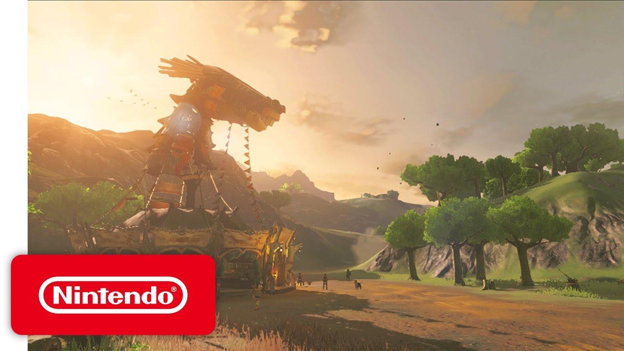 Nintendo habla sobre Zelda Wii U en E3