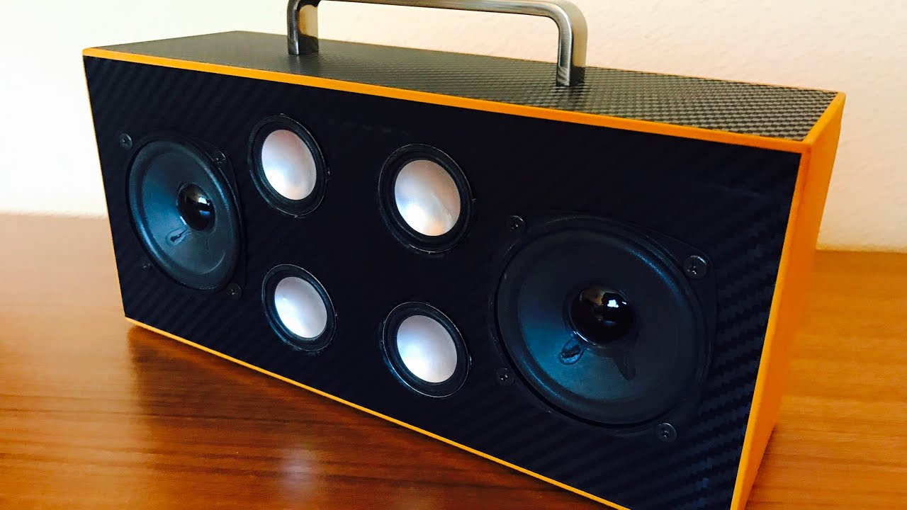 Altavoces la mejor opción para escuchar música