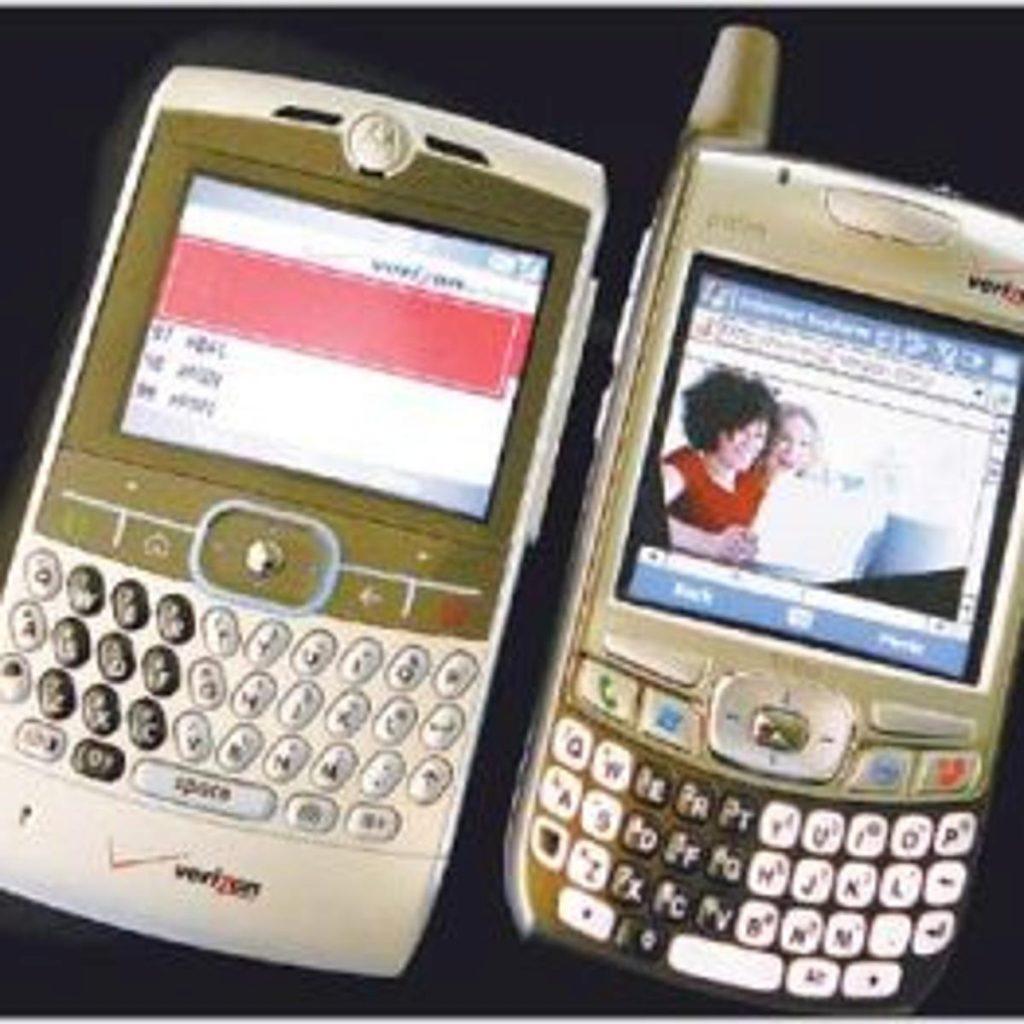 Teléfonos inteligentes Motorola están en el mercado