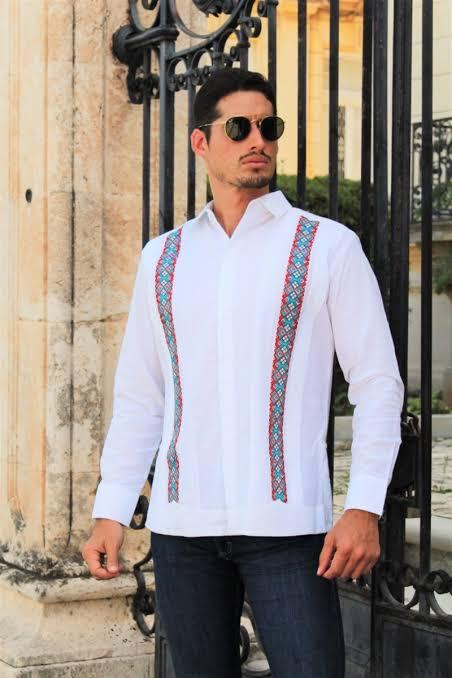 guayaberas camisas
