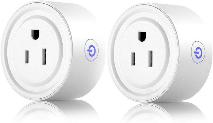 Los contactos inteligentes nos ayudan a convertir nuestros aparatos normales in Smart, y a bajo costo