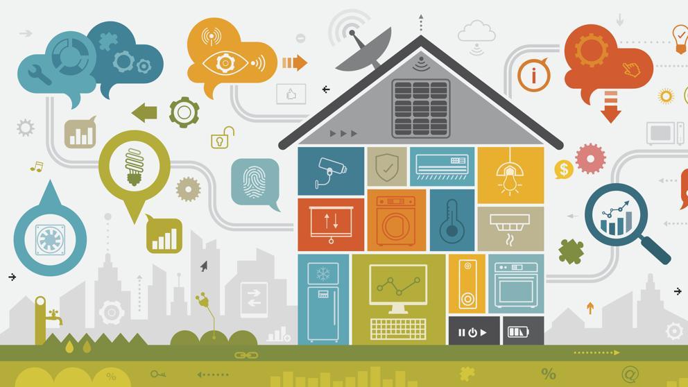 Como hacer tu hogar un smart home
