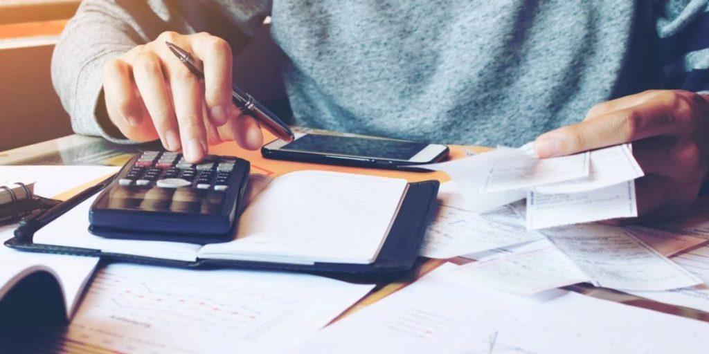 El hacer un presupuesto personal