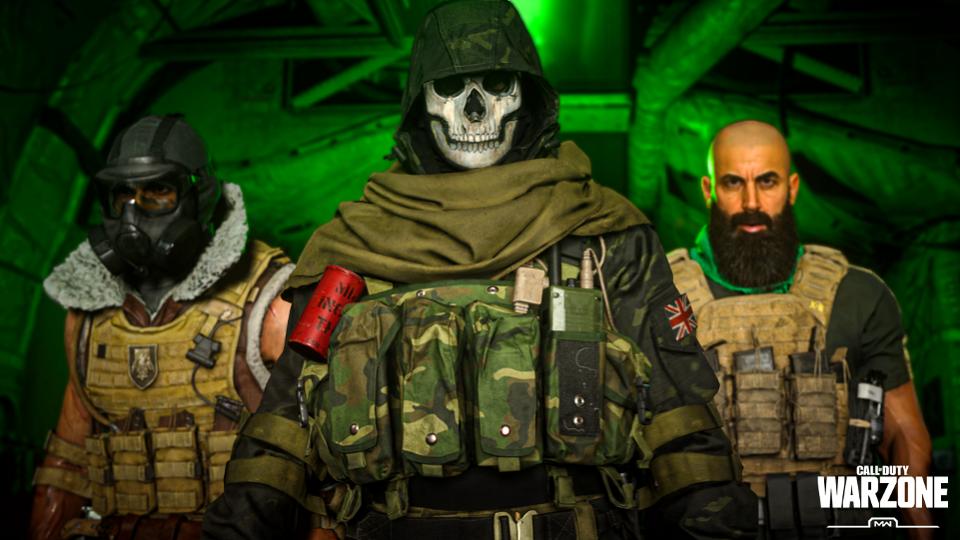 ¿Estás listo para jugar Warzone?