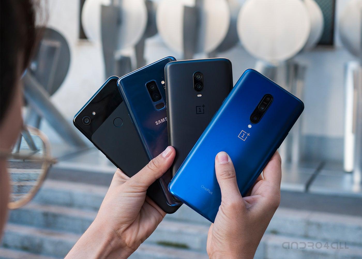 Los mejores smartphones del 2020
