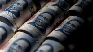 El peso mexicano pierde el avance obtenido