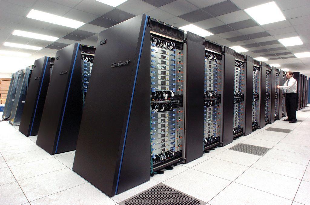 Vamos a tener super computadoras más potentes