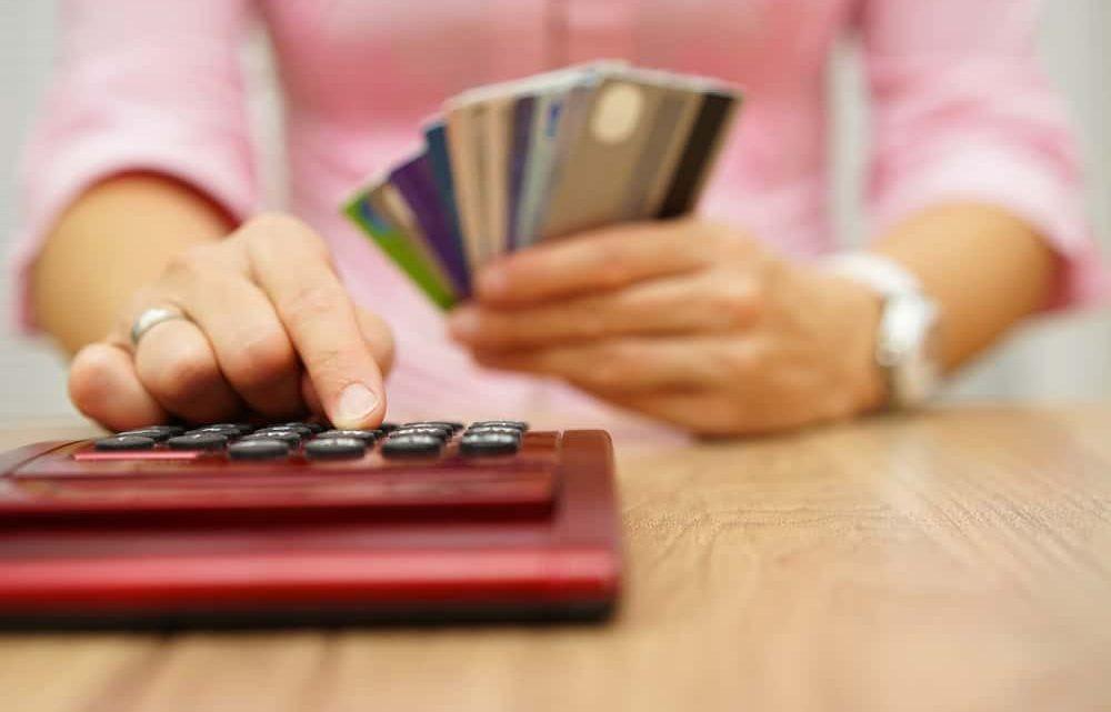 Reduce la deuda de tus tarjetas de crédito