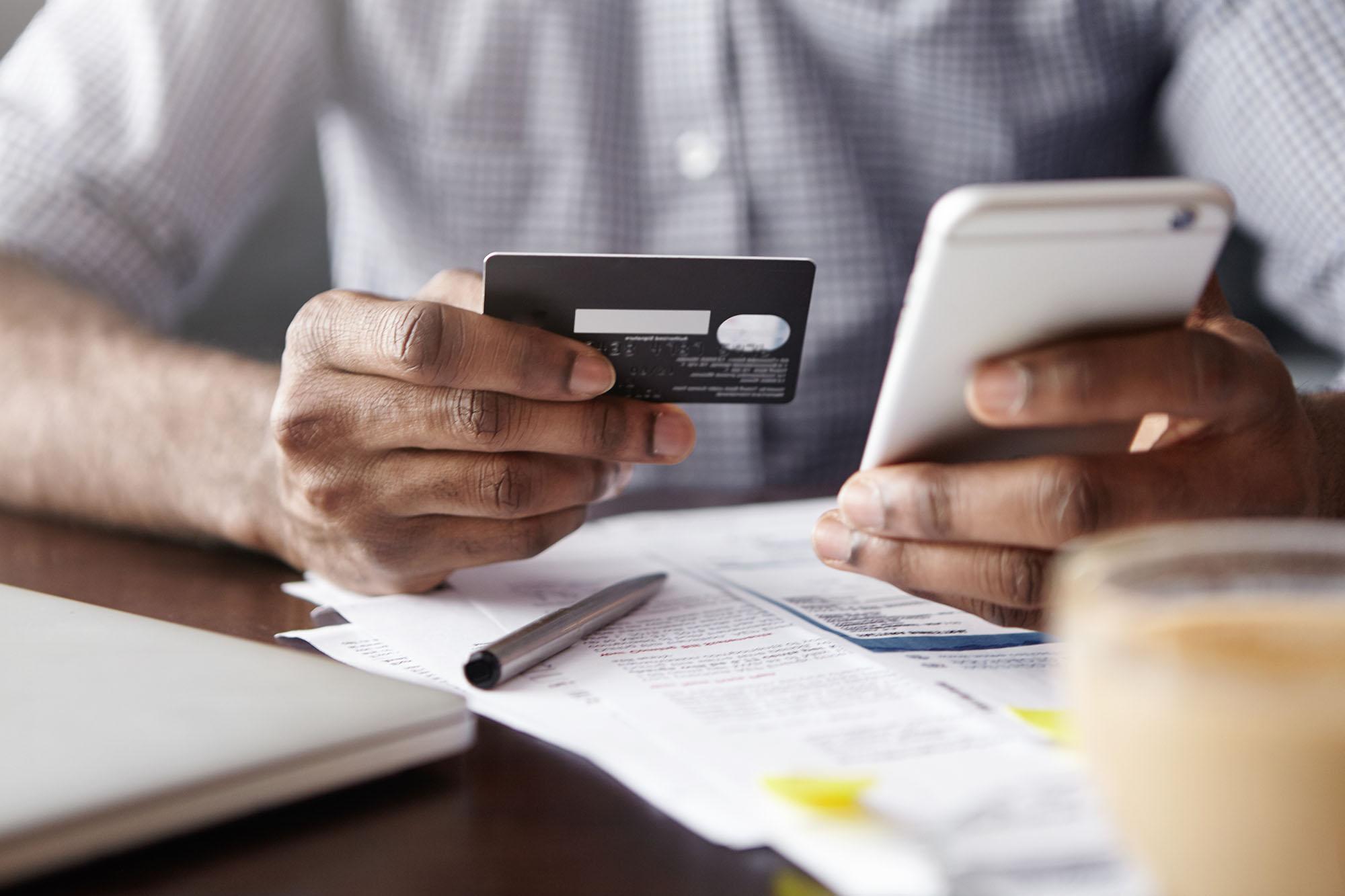 Revisar tus datos de tarjeta