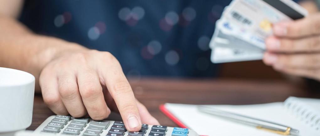 Cómo calcular el pago mínimo: tarjeta