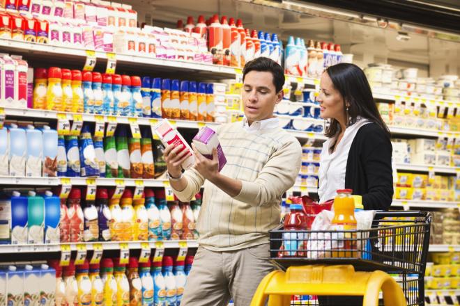 Consejos para comprar comestibles