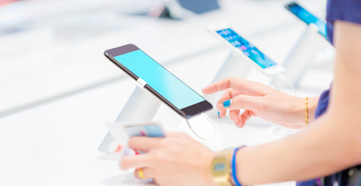 Tips para comprar un smartphone
