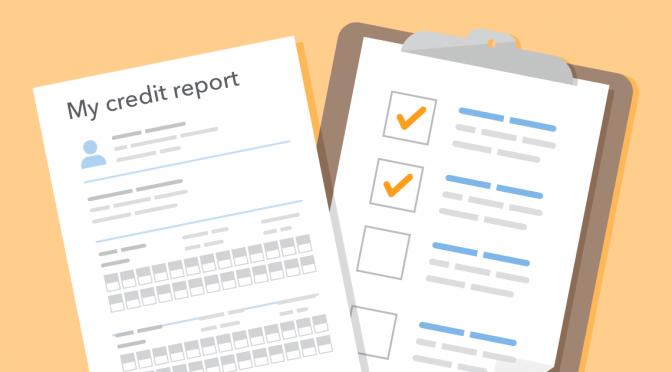 Revisa errores en tu informe crediticio
