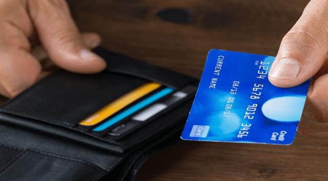 Puntos para tener una tarjeta de crédito