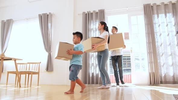 mudándose a casa con hipoteca